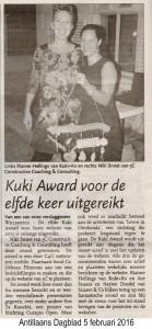 AD-Kuki Award 5 feb 2016